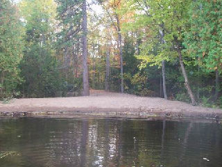 Cecebe Lake Waterfront Lot